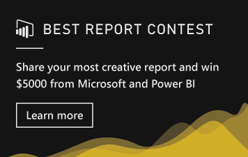 Power BI Contest