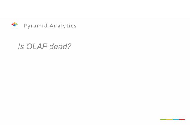 is-olap-dead