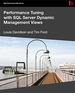Performance Tuning With SQL Server Dynamic Management Views 244x300